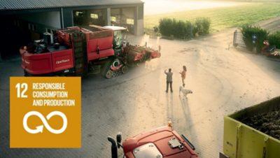 FN-mål 12: Hållbar konsumtion och produktion