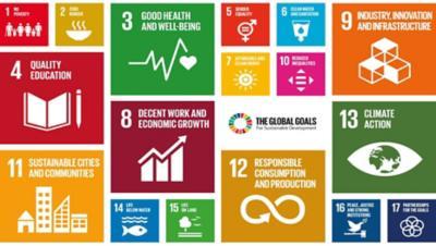 Cuatro personas construyendo un mundo sostenible | Estrategia de sostenibilidad | Volvo Group