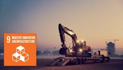 目标 9 - 产业、创新和基础设施