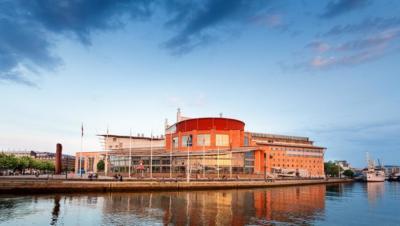 Göteborgsoperan Volvo Group Sverige bidrog till att bygga