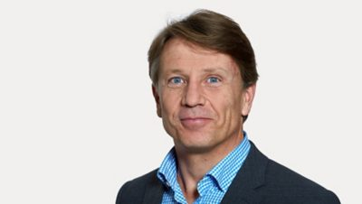 Anders Christensson - Director at Investor Relations in Volvo Group