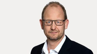 Christer Johansson - SVP at Investor Relations in Volvo Group
