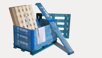V-EMB modular containers