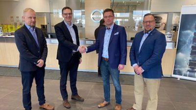 Remeo ja Volvo Trucks uudenlaiseen yhteistyöhön