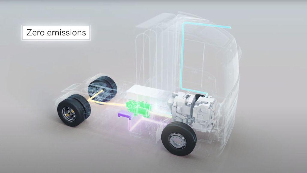 Wat is waterstof? Waarom waterstof? En hoe werken vrachtwagens op waterstof?