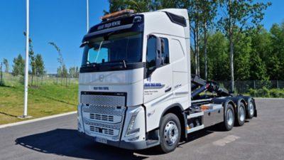 Volvo Truck Rental Volvo FH vaihtolava-auto