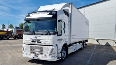Volvo Truck Rental Volvo FM kylmäkoriauto