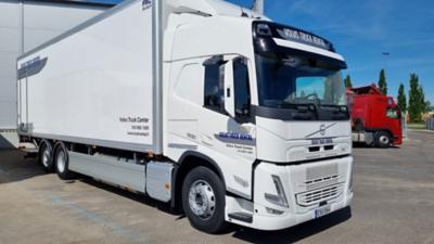 Vuokraa Volvo FM kylmäkoriauto
