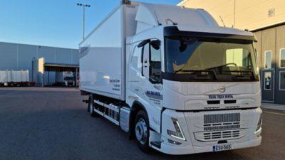 Volvo Truck Rental Volvo FM