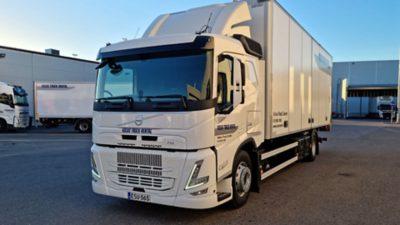 Volvo Truck Rental vuokraa kuorma-auto