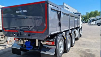 Volvo Truck Rental Volvo FMX maansiirtoauto