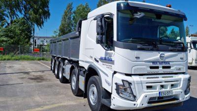 Volvo Truck Rental volvo FMX