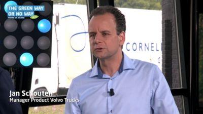 """Jan Schouten over LNG: """"Wij hebben ervoor gekozen om de sterke punten van het dieselprincipe te behouden, maar met veel minder CO2-uitstoot"""""""