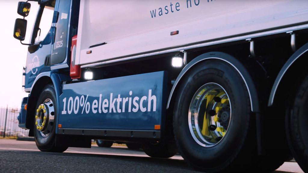 Waarom nu gaan voor een elektrische truck?
