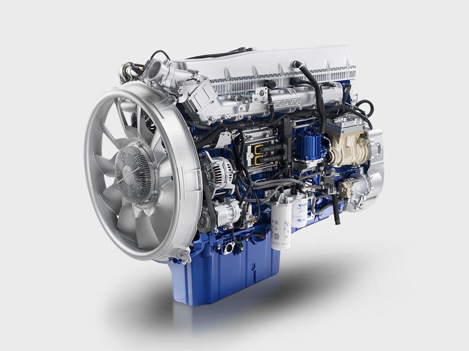 Volvo Diesel Engines