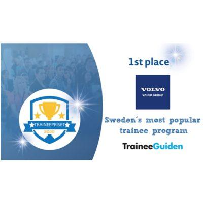 TraineeGuiden - Sweden