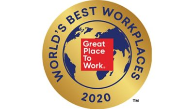 Volvo Group is #20 World's Best Workplace thanks to its culture