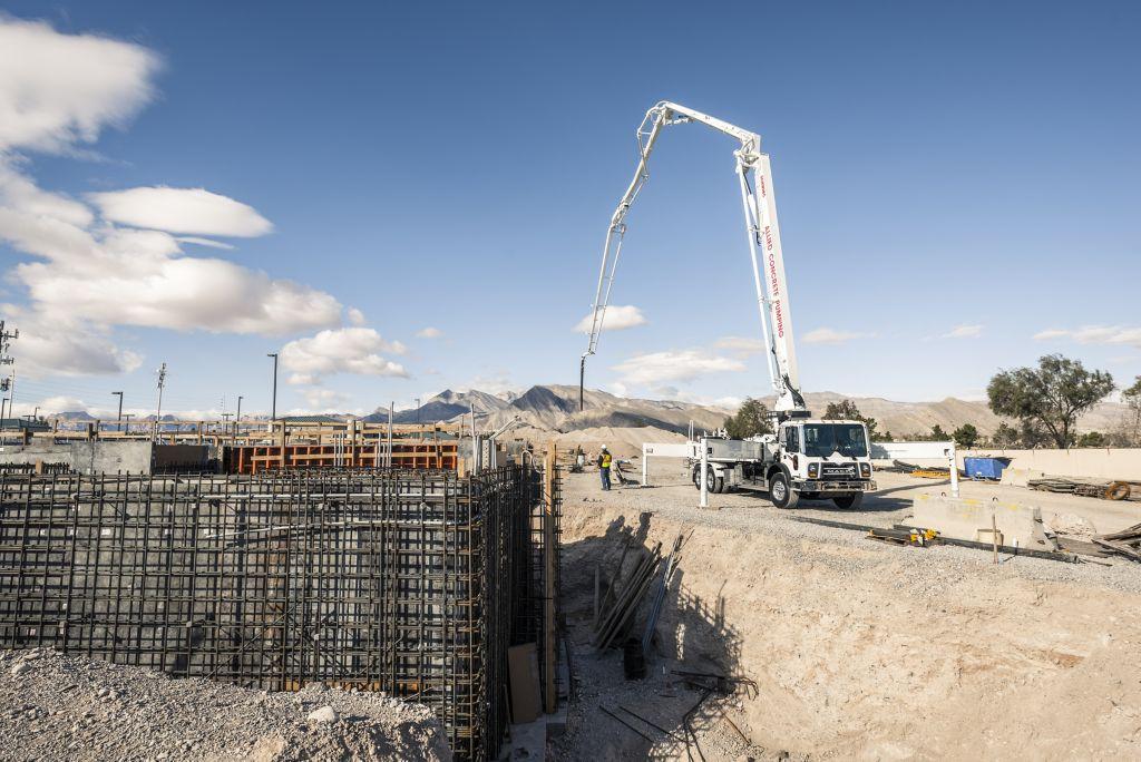 Mack Trucks to Showcase Mack® Granite®  and Mack TerraPro® Models at World of Concrete 2021