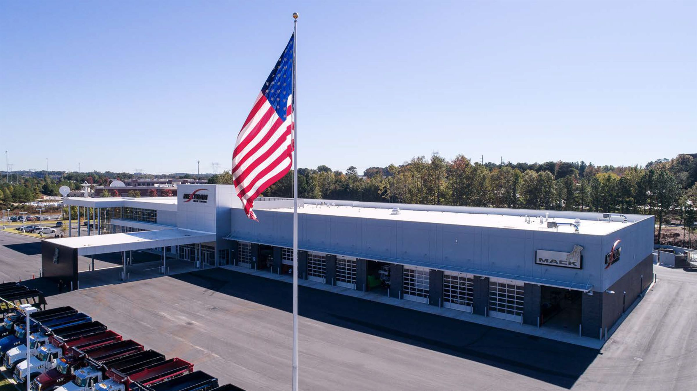 Mack Trucks Dealer Nextran Truck Centers Expands Footprint in U.S. with Acquisition
