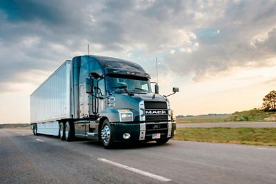 Mack Trucks will feature its Mack Anthem® model equipped with the latest in fuel efficiency, driver productivity and safety technology during the Technology & Maintenance Council (TMC) annual meeting Sept. 12-16, 2021 at the Huntington Convention Center, Cleveland, Ohio.