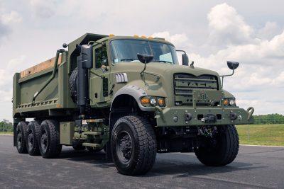 Mack Defense M917A3 Heavy Dump Truck