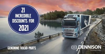 Genuine Volvo Parts Offers