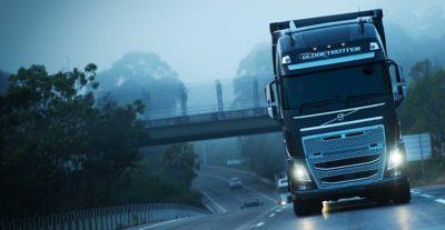 Châssis dynamique du Volvo FH