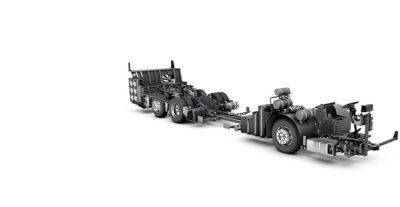 Volvo B8L Double Decker Specification