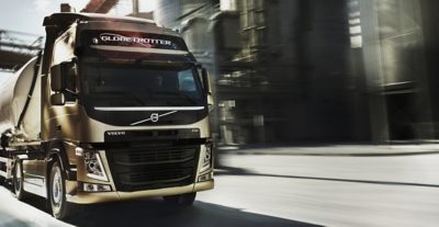 Châssis du VolvoFM