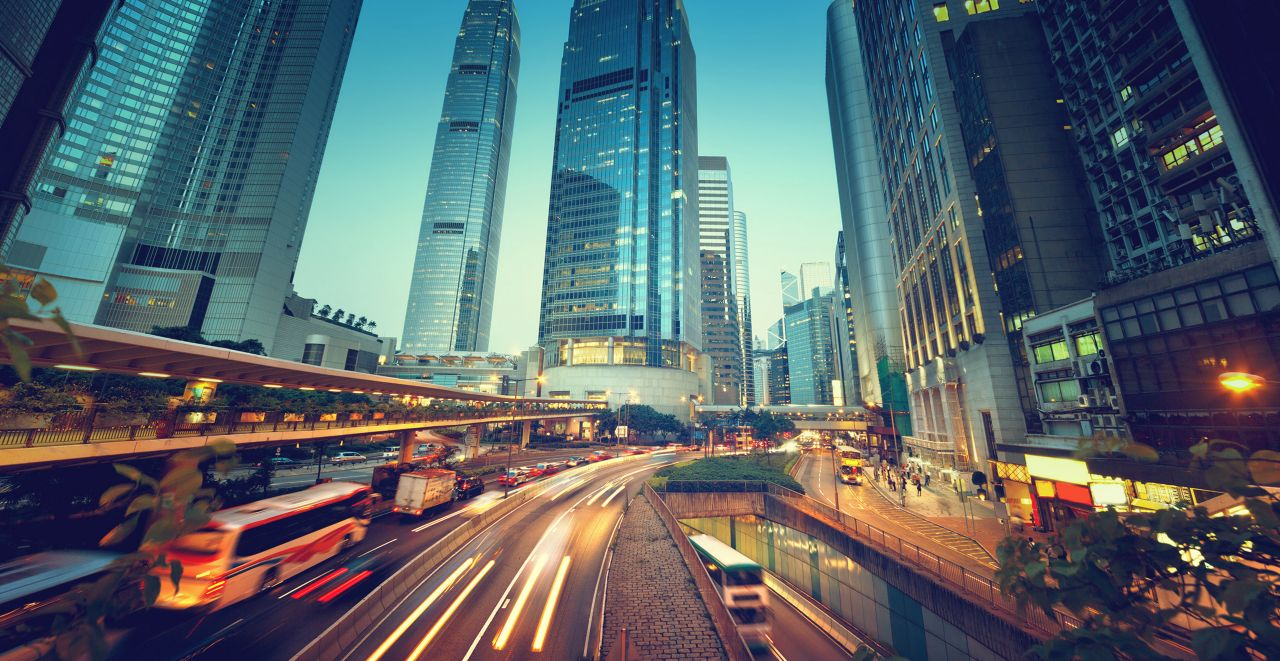 How connectivity can help create better cities