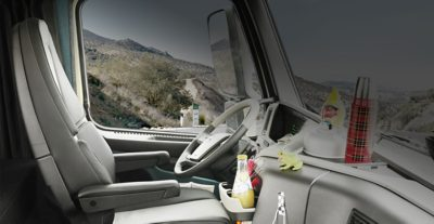 Volvo FM comfort zone