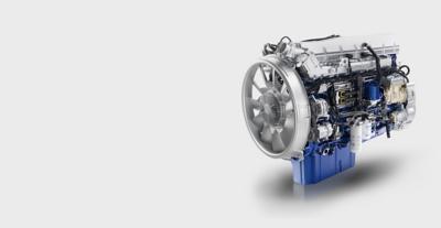 Volvo FH diesel engine fuel efficient studio