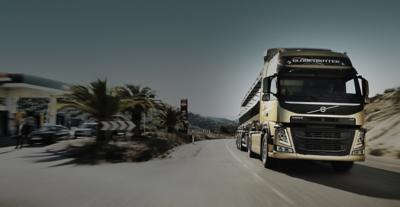 เครื่องยนต์ดีเซล Volvo Euro 6 ที่ปล่อยมลพิษต่ำลง