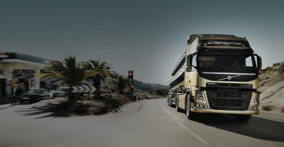 Volvo Euro 6 柴油引擎廢氣排放較低