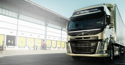 Volvo FM: the comfortable driving environment