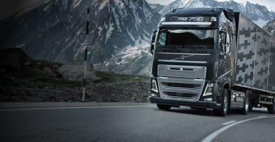Volvo FH16 - período operacional