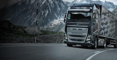 Volvo FH16 uptime