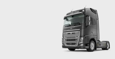 Volvo FH truck studio