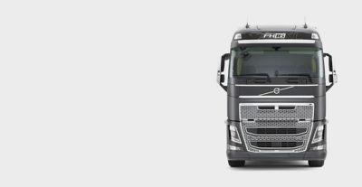 Design incomparable du Volvo FH16