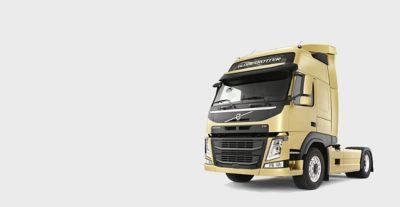 Volvo FM โฉมใหม่ รถบรรทุกระดับพรีเมียม