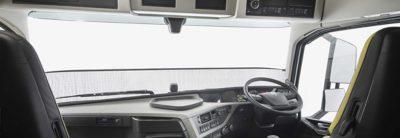 Volvo FH16 steering wheel