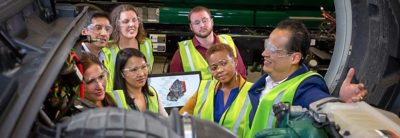 Be a part of Volvo Group North America