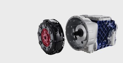 Volvo FH i-shift with crawler gears
