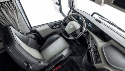 Volvo FH 16 media gallery cup holder