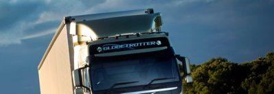 Les systèmes de spoiler de cabine permettent d'économiser du carburant et de réduire les émissions