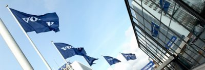 volvo entities and flags