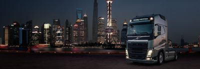Volvo trucks dealer login FH night