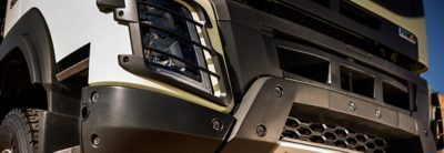 Volvo FMX exterior bumber body panel