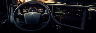Sistema para serviços do Volvo FM