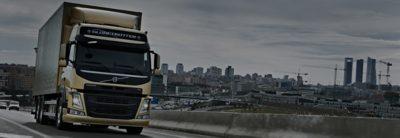 The fuel-efficient Volvo FM